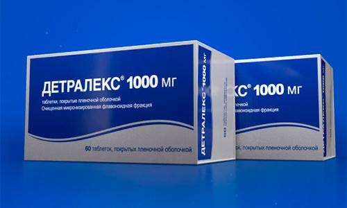 Детралекс® 1000 мг 60 таблеток