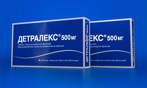 Детралекс® 500 мг 30 таблеток